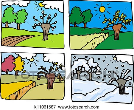 The four seasons clipart banner transparent download Four Seasons Cliparts 154365 4058142 Four Seasons Clipart ... banner transparent download
