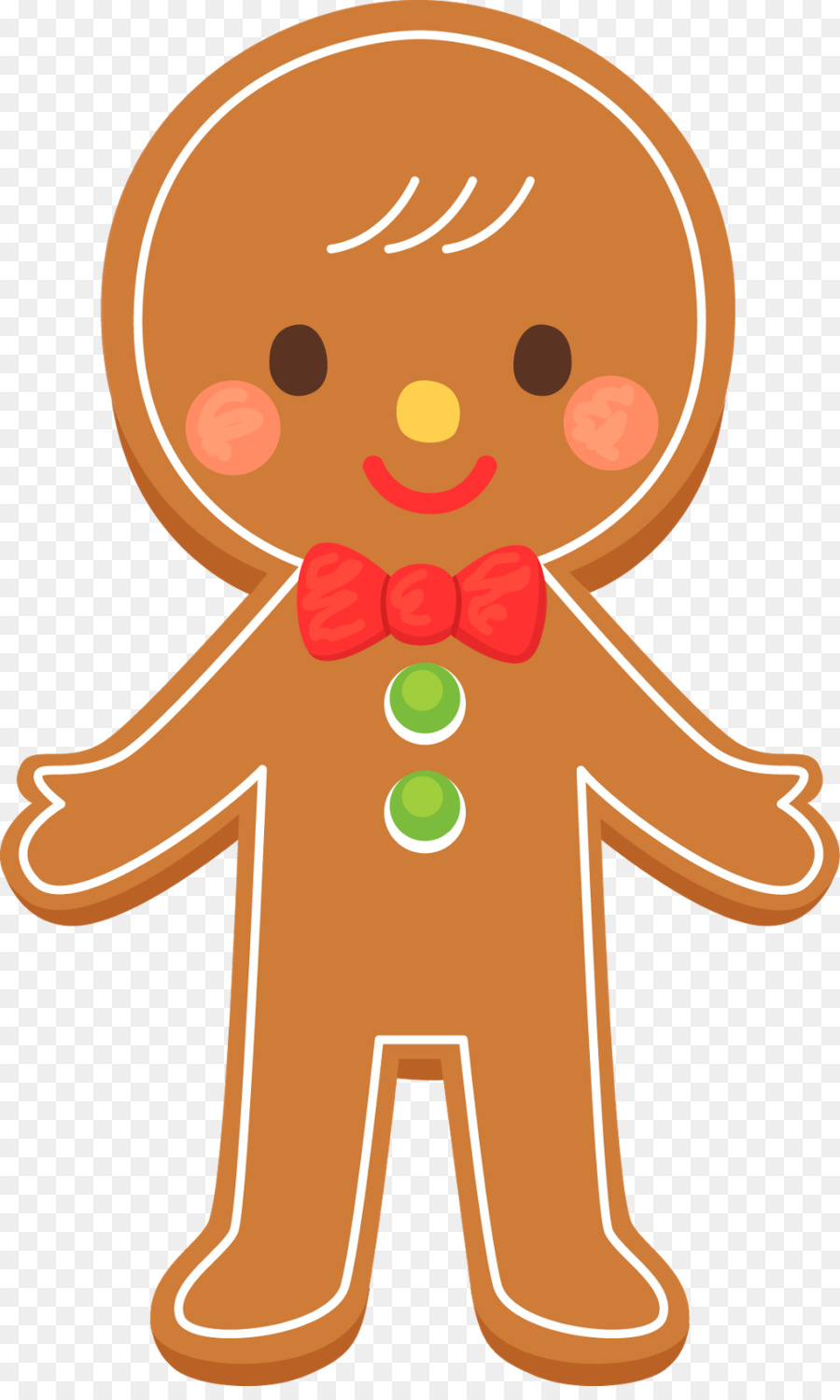 The gingerbread man clipart clip art library Christmas Gingerbread Man png download - 970*1600 - Free ... clip art library