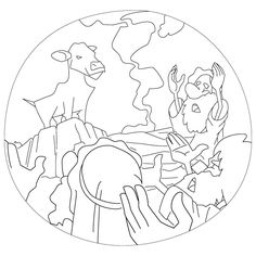 The golden calf clipart black and white clipart black and white download Golden Calf - Clip Art Library clipart black and white download