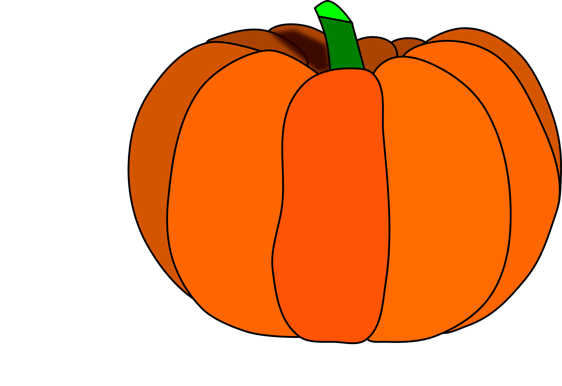 The great pumpkin clipart jpg freeuse download Pumpkin Clip Art | clipartist.net » Clip Art » Potiron Pumpkin ... jpg freeuse download