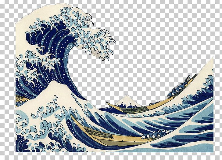 Great wave clipart png transparent library The Great Wave Off Kanagawa Painting TARDIS AllPosters.com ... png transparent library