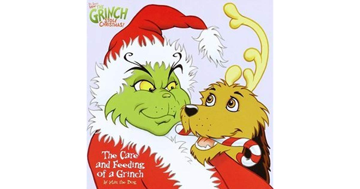 The grinch 2000 title clipart image stock The Care and Feeding of a Grinch by Bonnie Worth image stock