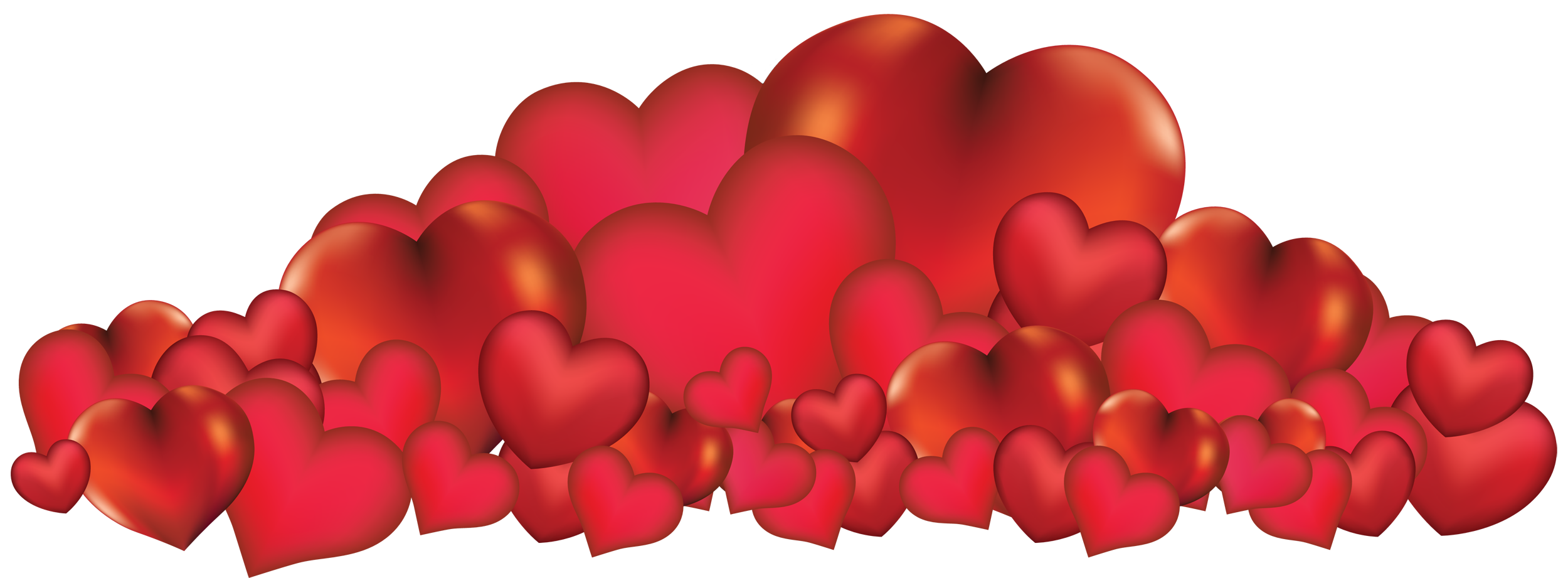 The heart clipart svg royalty free library Bunch of Heart PNG Clipart   Gallery Yopriceville - High-Quality ... svg royalty free library