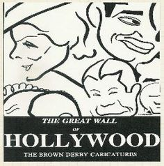 The hollywood brown derby clipart banner black and white stock 11 Best Vitch Caricatures images in 2017 | Caricatures ... banner black and white stock