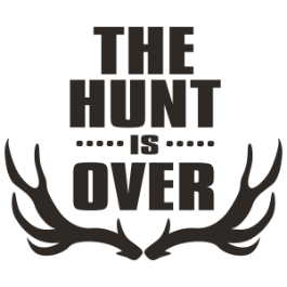 The hunt is over clipart png transparent stock The Hunt is Over Wedding Designs png transparent stock