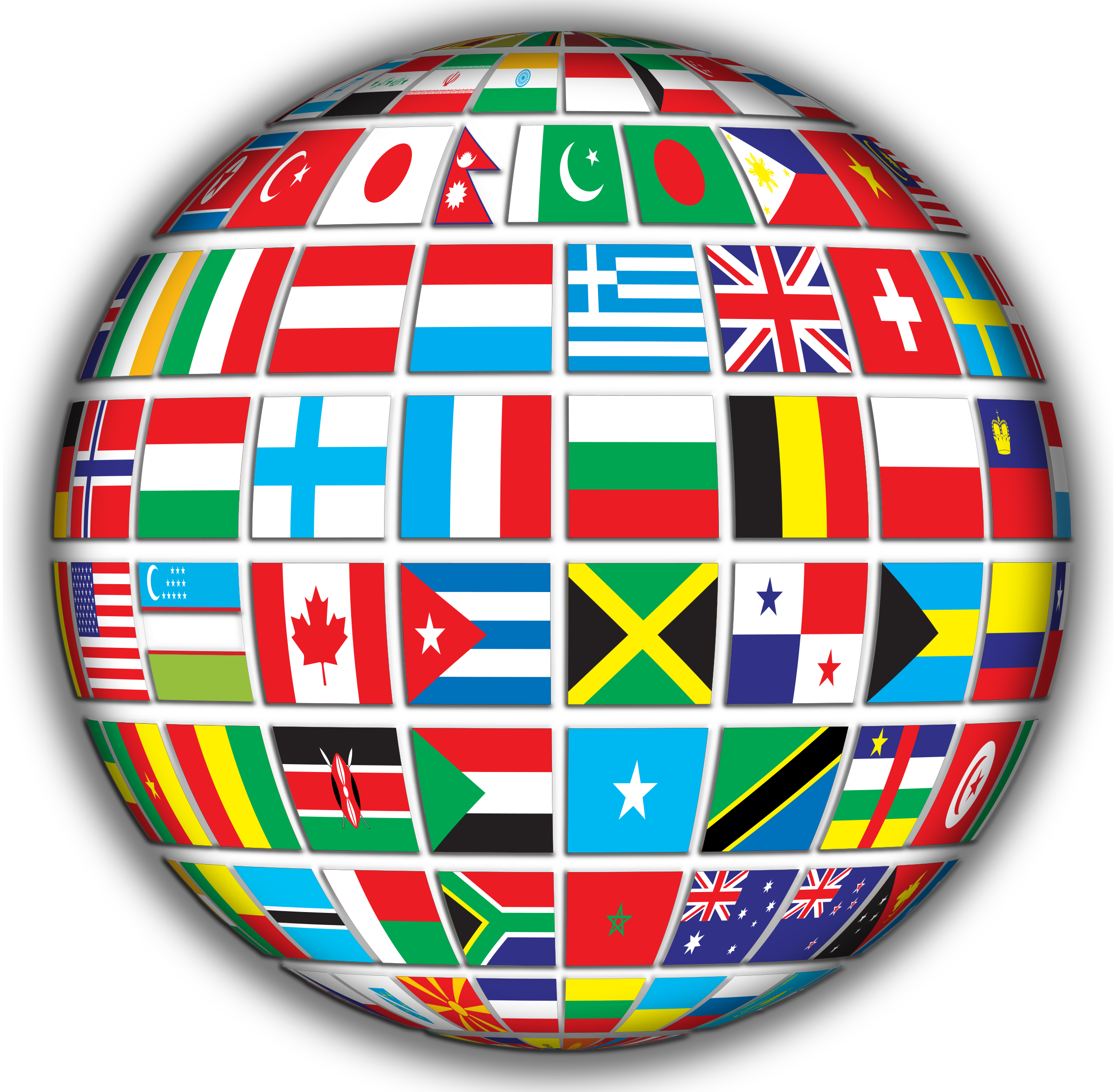 The international clipart graphic freeuse stock International flags clipart clipart images gallery for free ... graphic freeuse stock