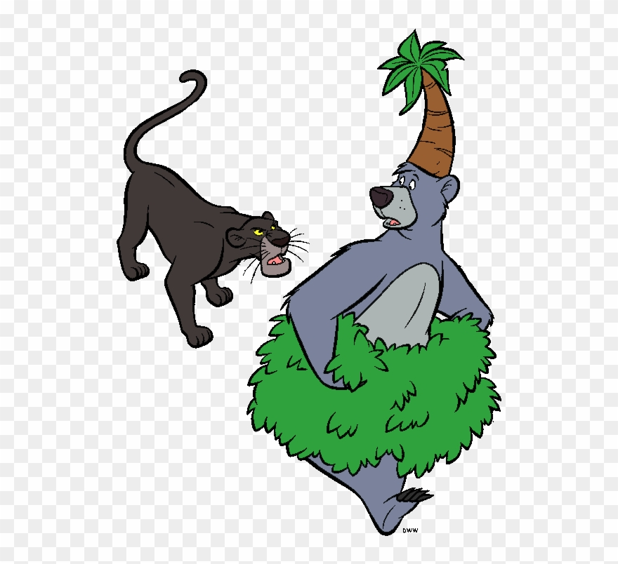 The jungle book images clipart picture free Jungle Book Clip Art Free Clipart Panda - Disney Book Group ... picture free