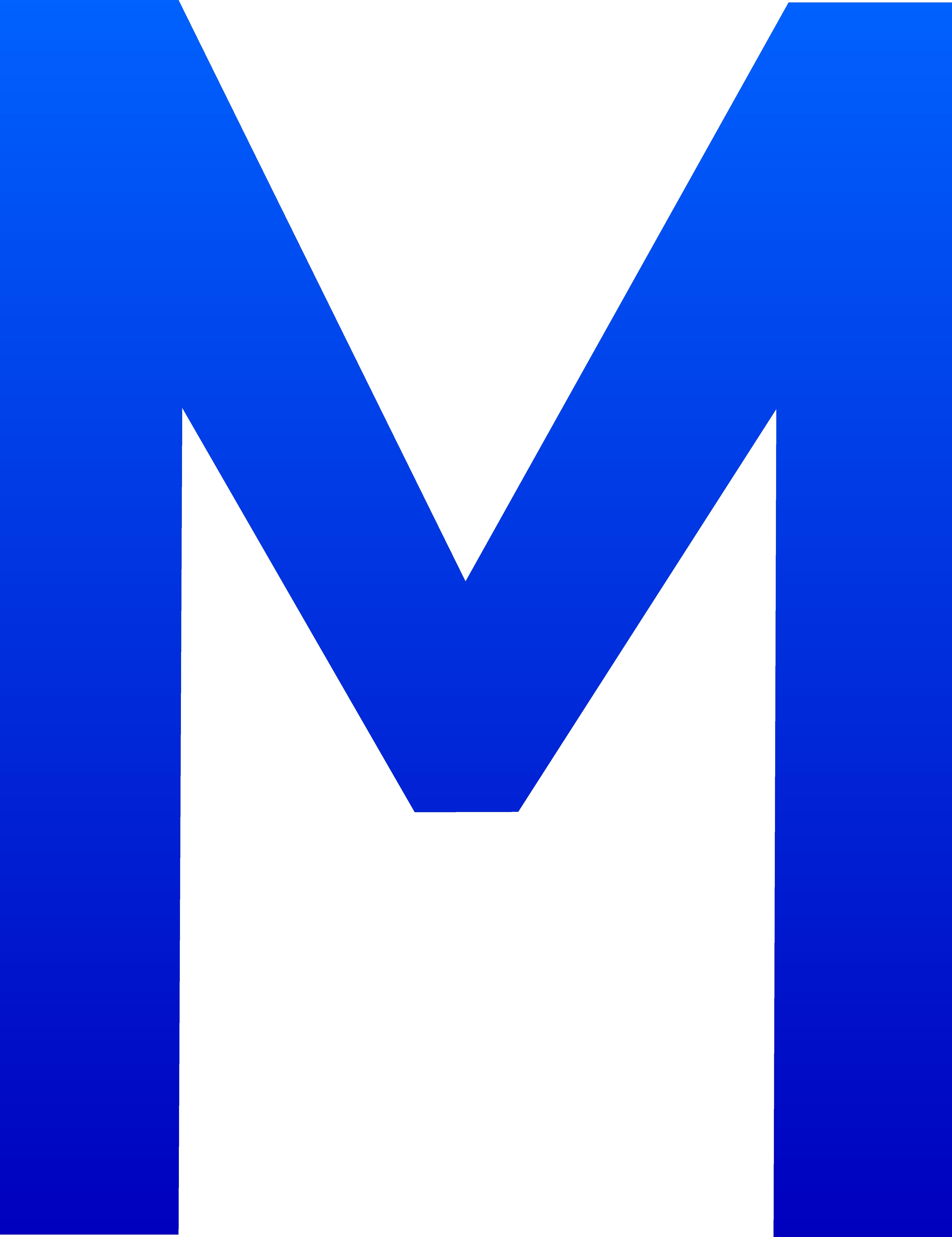 Letter M Clipart & Letter M Clip Art Images - ClipartALL.com svg black and white
