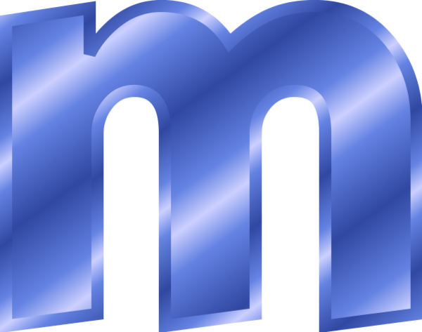 The letter m clipart svg download Letter m clipart - ClipartFest svg download