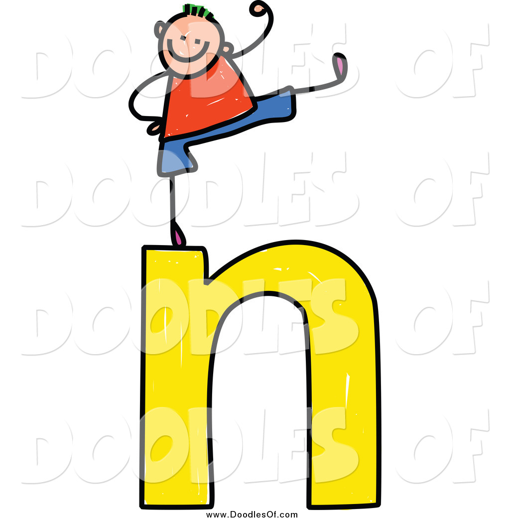 The letter n clipart graphic freeuse Lower case n clipart - ClipartFest graphic freeuse
