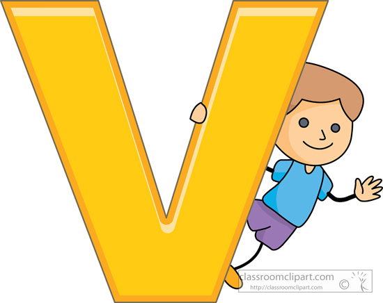 The letter v clipart clipart free Letter V Clipart - Clipart Kid clipart free