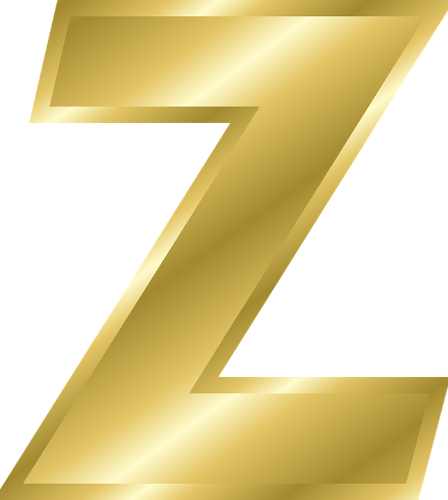 The letter z clipart picture black and white Letter, Z - Free images on Pixabay picture black and white