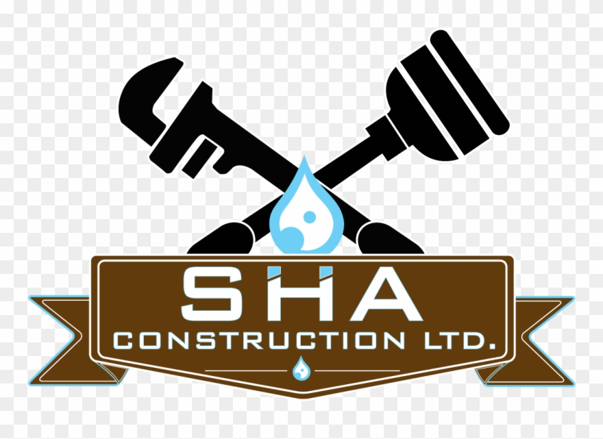 The limited logo clipart vector royalty free download Sha Construction Limited Logo - Construction Clipart ... vector royalty free download