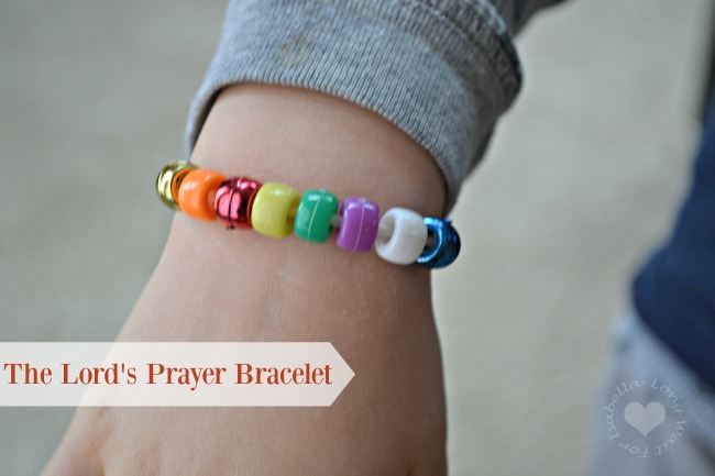 The lord s prayer kids clipart clipart library stock Children\'s Ministry: The Lords Prayer Bible Craft Bracelet clipart library stock