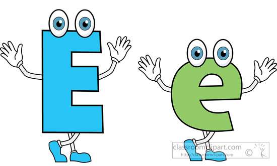 The lower case letter e clipart picture free Lower case letter d clipart - ClipartFest picture free