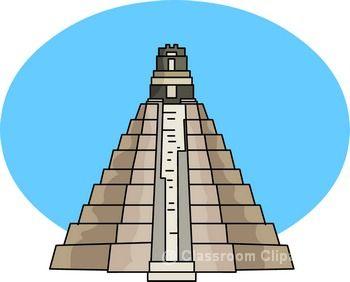 The maya clipart svg black and white stock Free Mayan Ruins Cliparts, Download Free Clip Art, Free Clip ... svg black and white stock