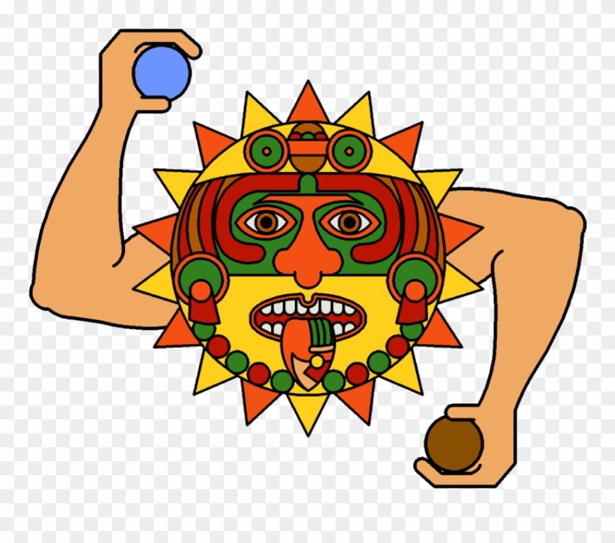 The maya clipart image royalty free library Mayan Clipart Mayan Temple - Mayan Sun God Gif - Png ... image royalty free library