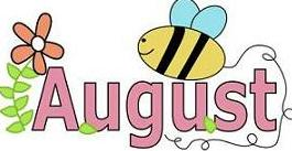 The month of august clipart picture free Free August Clipart picture free
