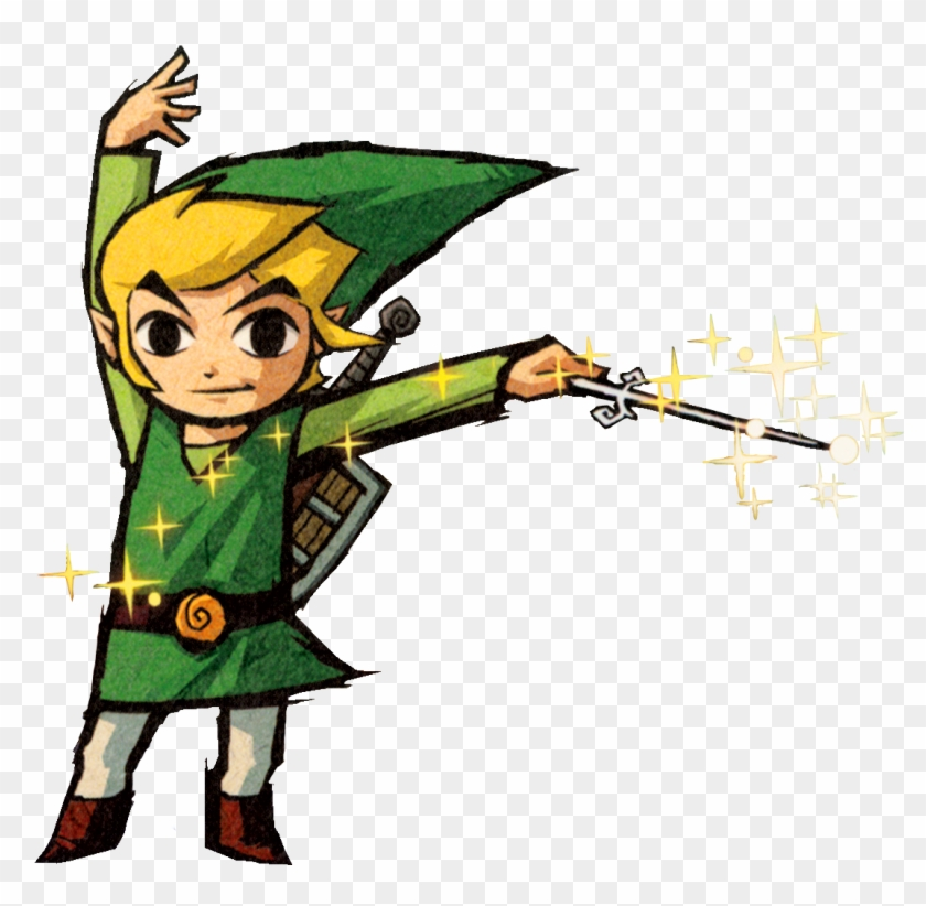 The name i go by zelda you clipart picture royalty free Zelda Clipart Classic - Zelda Link Wind Waker, HD Png ... picture royalty free