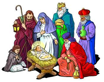 The nativity clipart jpg royalty free download nativity-clipart | Dayton Christian Homeschool jpg royalty free download
