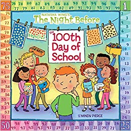 The night before school clipart