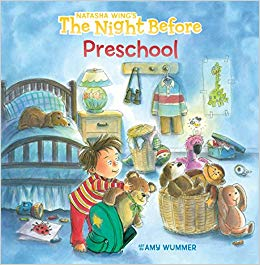 The night before school clipart clipart royalty free The Night Before Preschool: Natasha Wing, Amy Wummer ... clipart royalty free