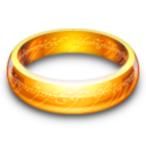 The one ring clipart svg royalty free library The One Ring | Free Images at Clker.com - vector clip art ... svg royalty free library