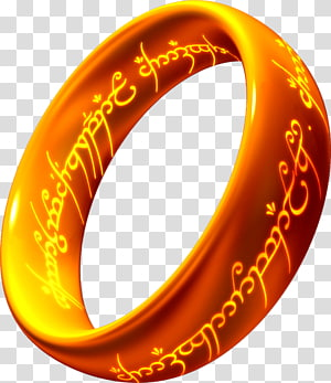 The one ring clipart clipart download The Lord of the Rings ring illustration, Sauron The Lord of ... clipart download