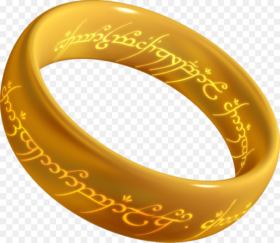 The one ring clipart banner library download Wedding Rings clipart - Yellow, Ring, Gold, transparent clip art banner library download