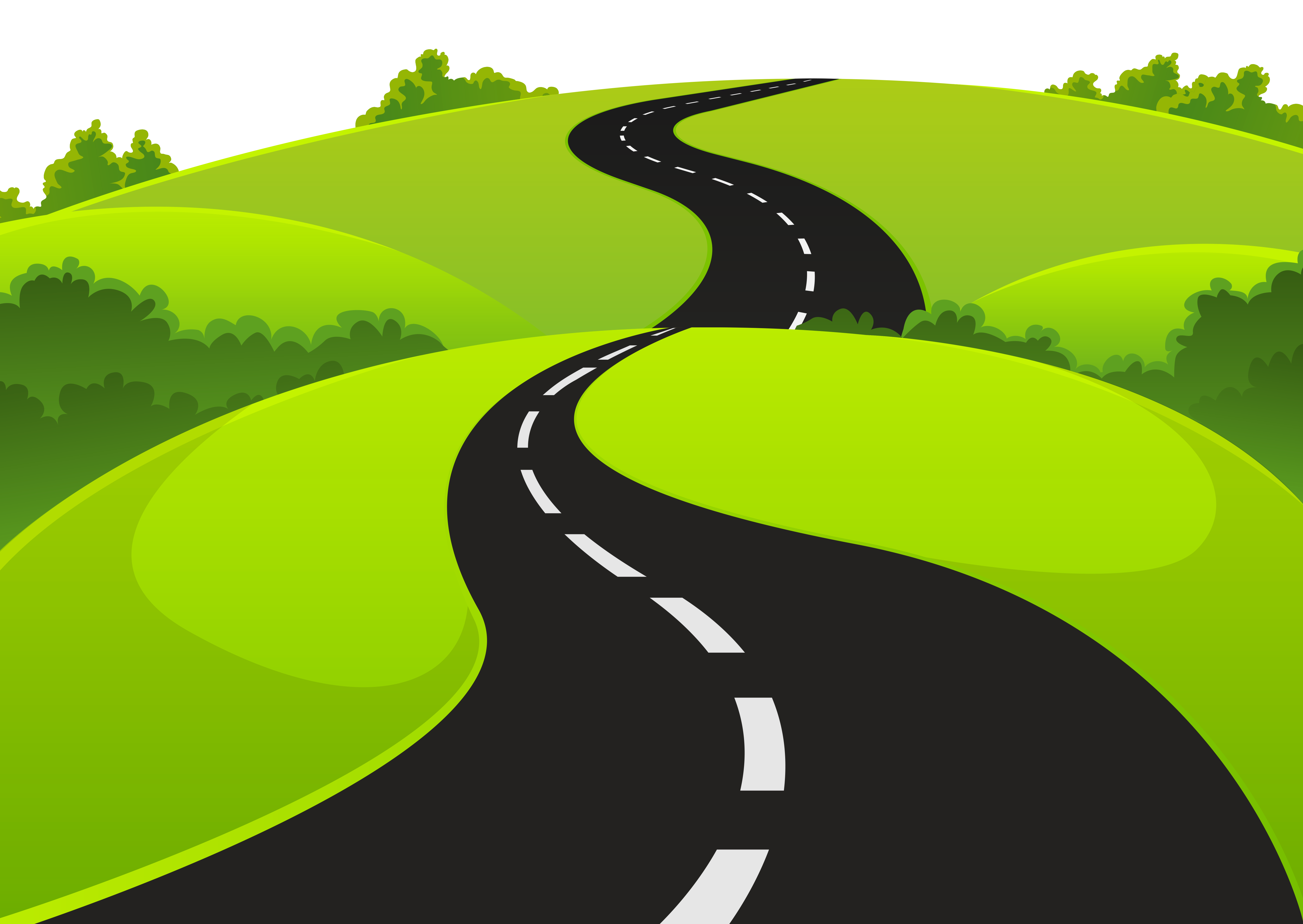 Free winding road clipart image transparent Path transparent flowers and grass clipart frames – Gclipart.com image transparent