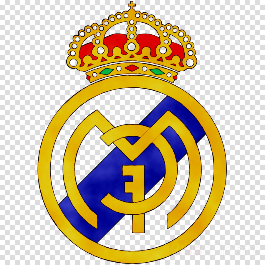 Logo real clipart jpg library Real Madrid Logo clipart - Football, Emblem, Graphics ... jpg library