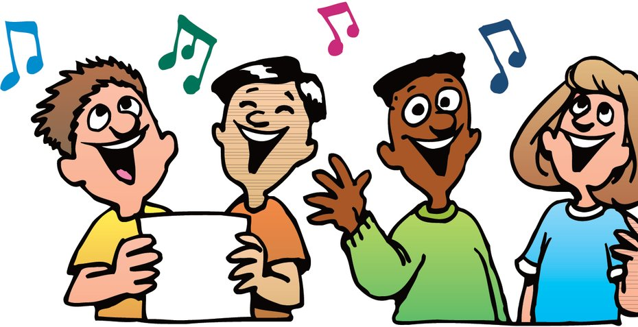 The season of singing has come clipart clipart download Home clipart download