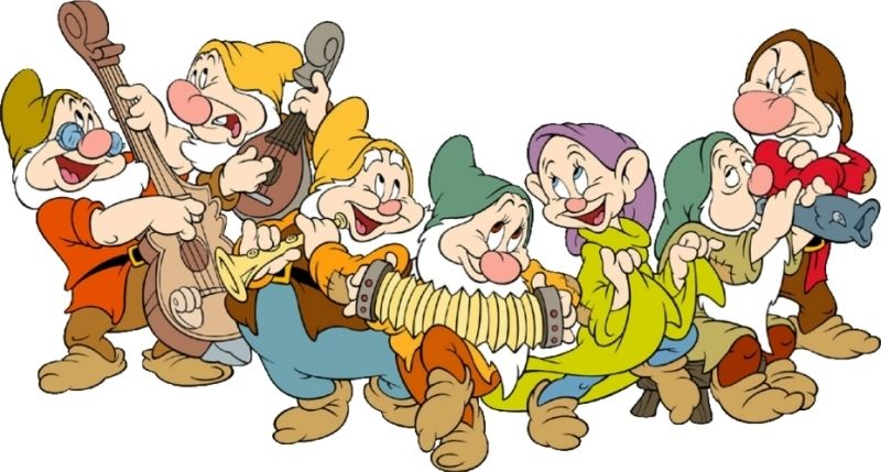 The seven dwarfs disney clipart png library download The Seven Dwarfs | Seven Dwarfs | 7 dwarfs, Disney sidekicks ... png library download
