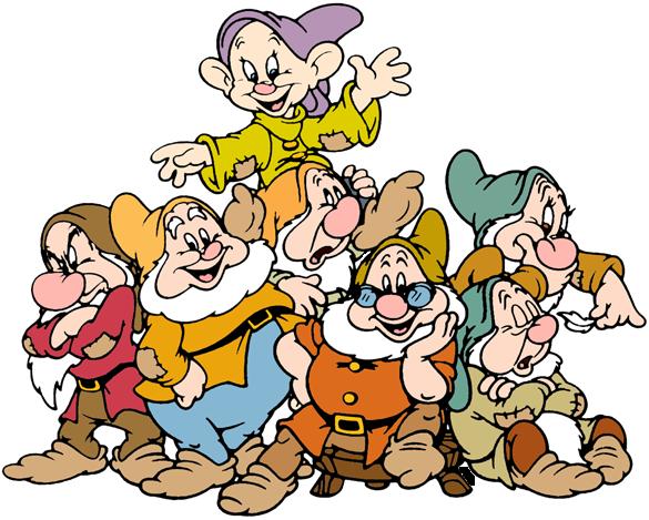 The seven dwarfs disney clipart transparent library The Seven Dwarfs Clip Art | Disney Clip Art Galore transparent library