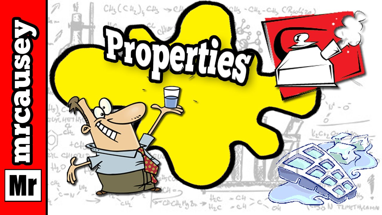 Properties clipart png free download The Physical Properties and Chemical Properties of Matter png free download