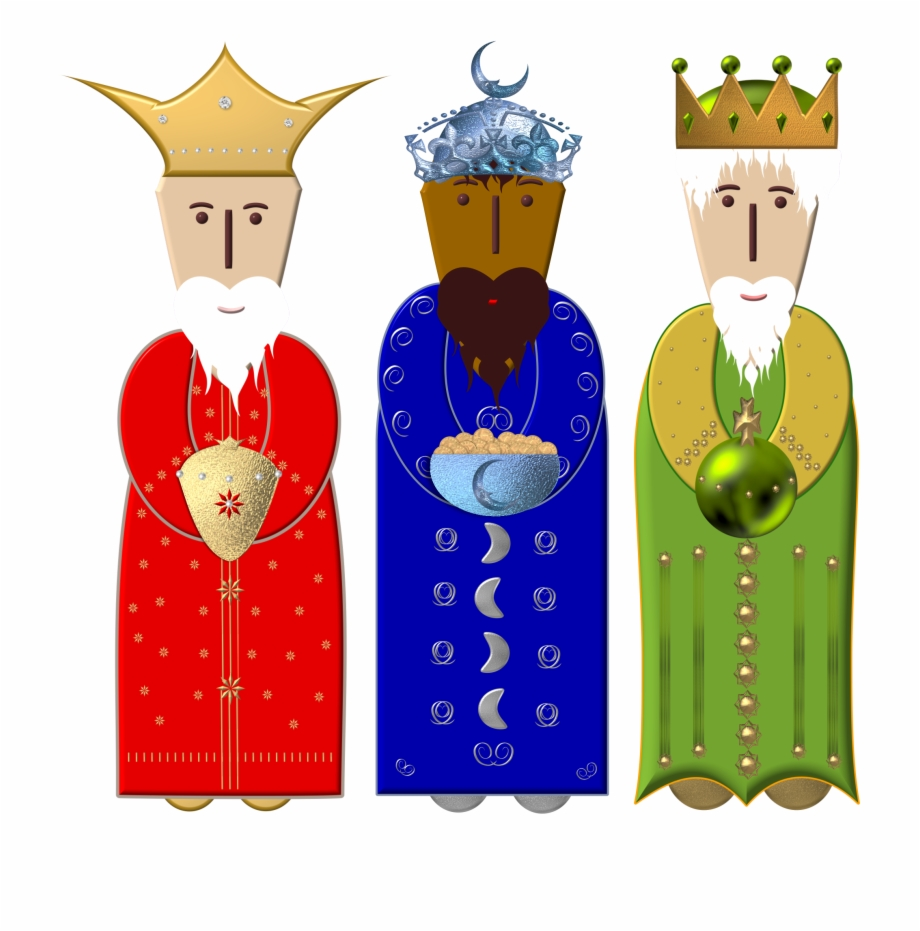 The three kings clipart png free 3 Heilige Könige - Three Kings Day 2018 Free PNG Images ... png free