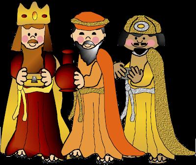 The three kings clipart clipart stock Faith Filled Freebies: Gift of the Three Kings clipart stock