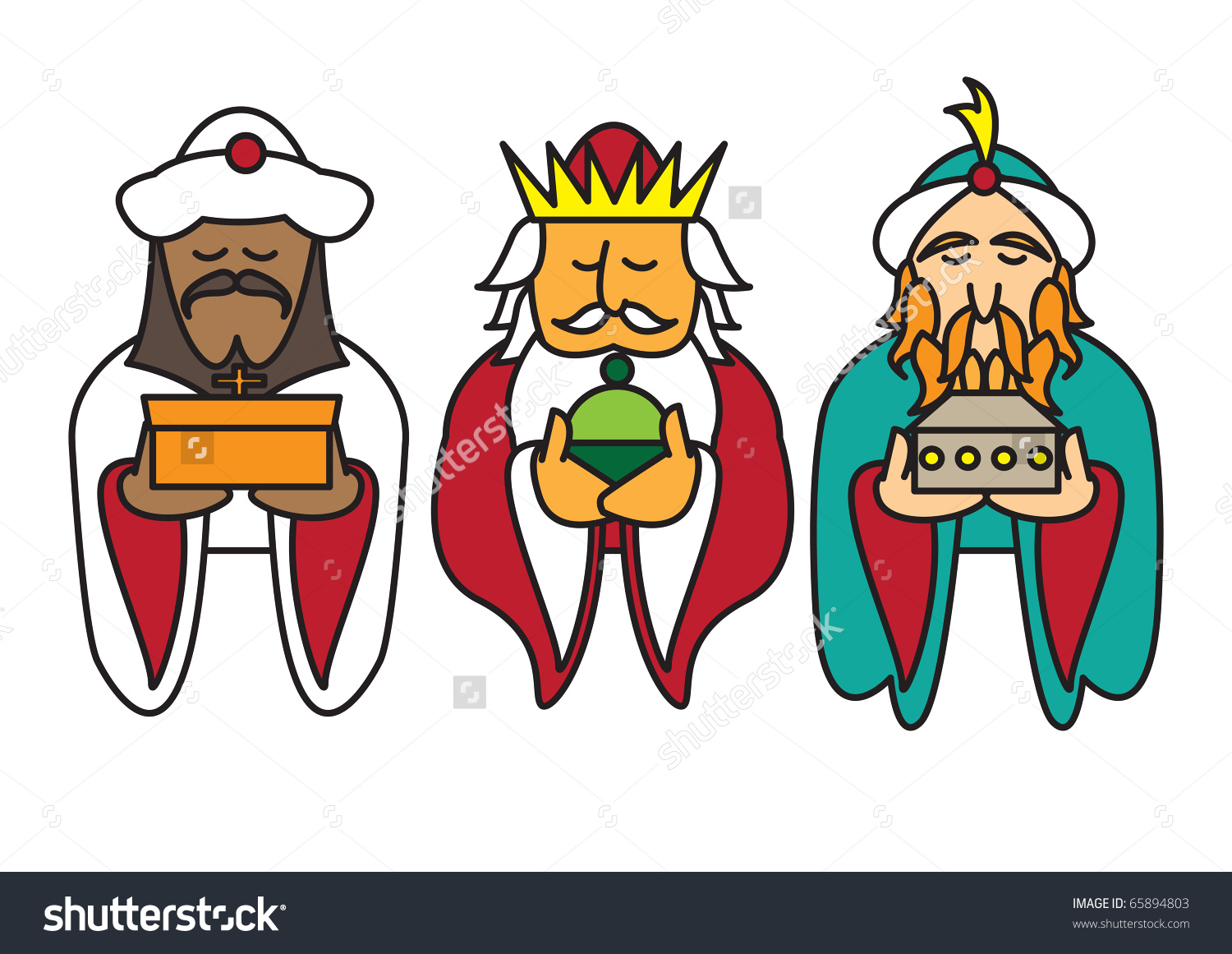 The three kings clipart image library Three Kings Day Clipart (49 ) - Free Clipart image library