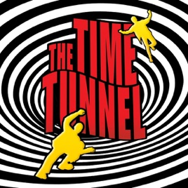 The time tunnel clipart