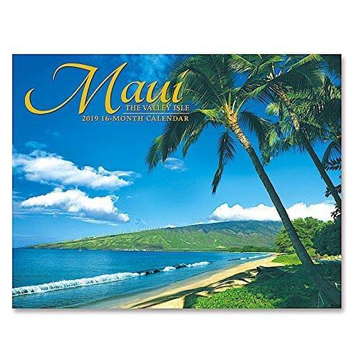 The valley isle clipart clip transparent stock Calendars (2020, 2019 and 2018) – da Hawaiian Store clip transparent stock