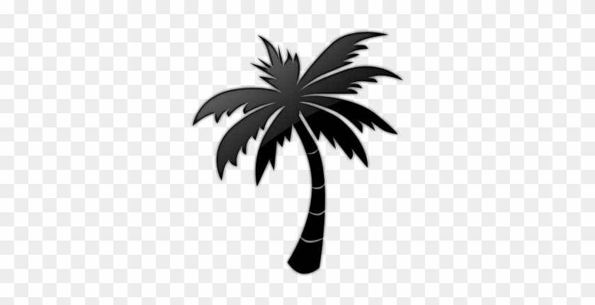The valley isle clipart clip art Palm Tree Clipart Icon - Valley Isle Soccer Academy - Free ... clip art
