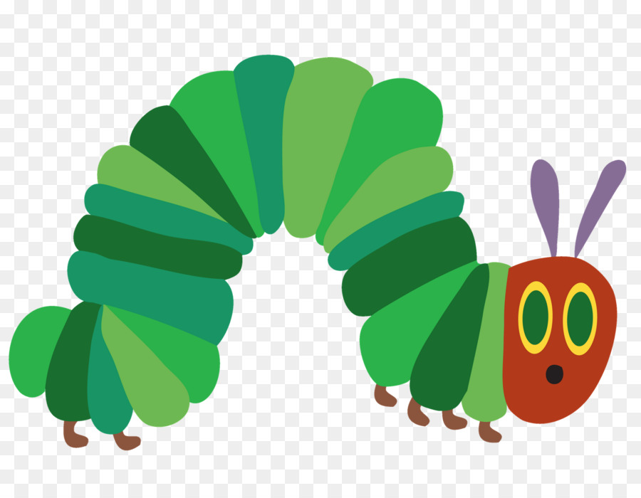 The very hungry caterpillar black and white clipart transparent Green Grass Background png download - 1600*1236 - Free ... transparent