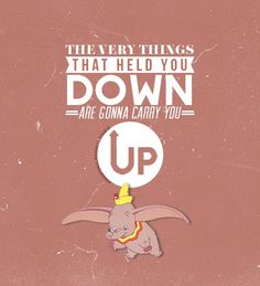 The very things that hold you down dumbo meaning clipart royalty free download 101 Best dumbo & disney images in 2018 | Dumbo disney ... royalty free download