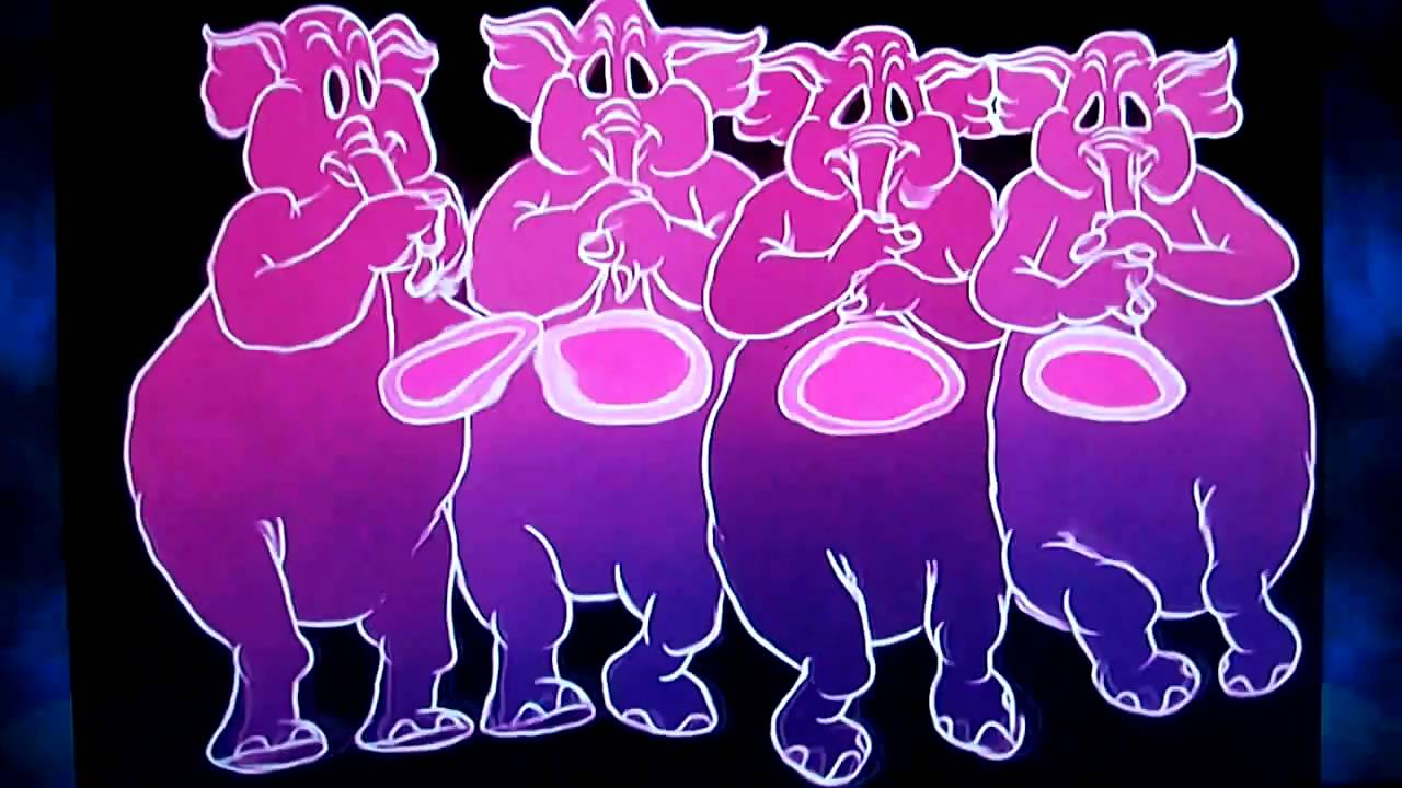 The very things that hold you down dumbo meaning clipart transparent library Dumbo - Pink Elephants On Parade transparent library