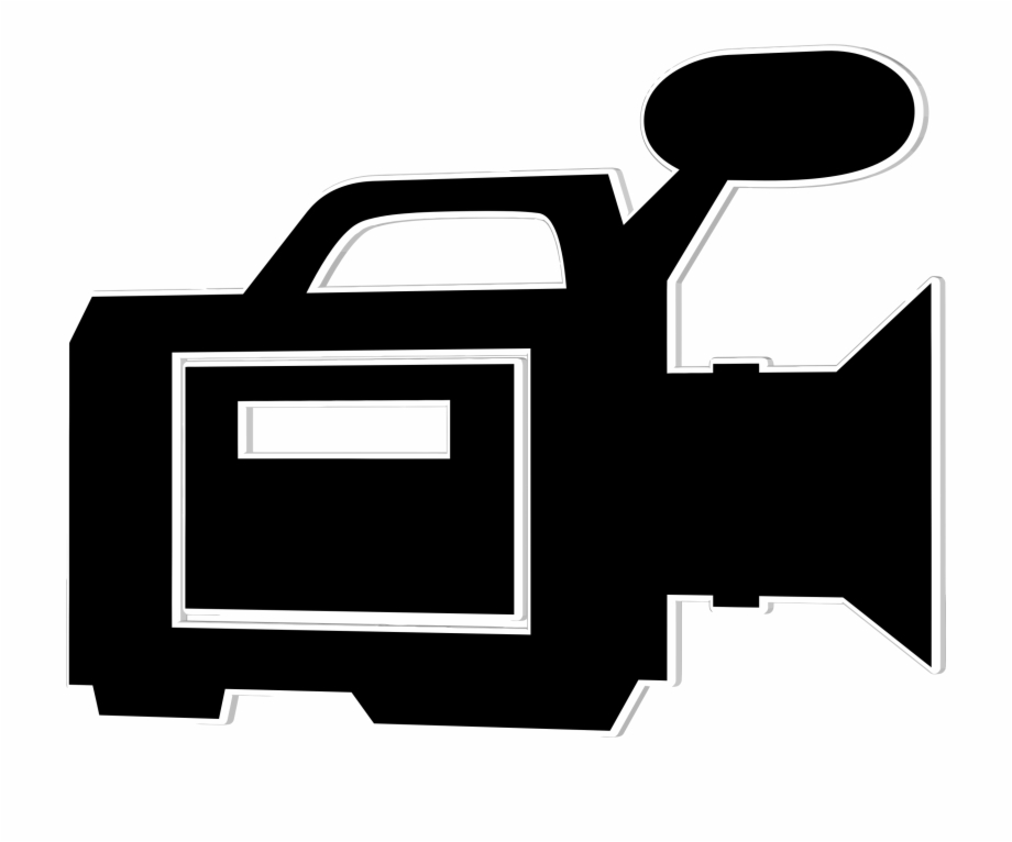 Video clip icon clipart clipart royalty free stock Excelent Clipart Video Camera Icon Silhouette Clipartbarn ... clipart royalty free stock