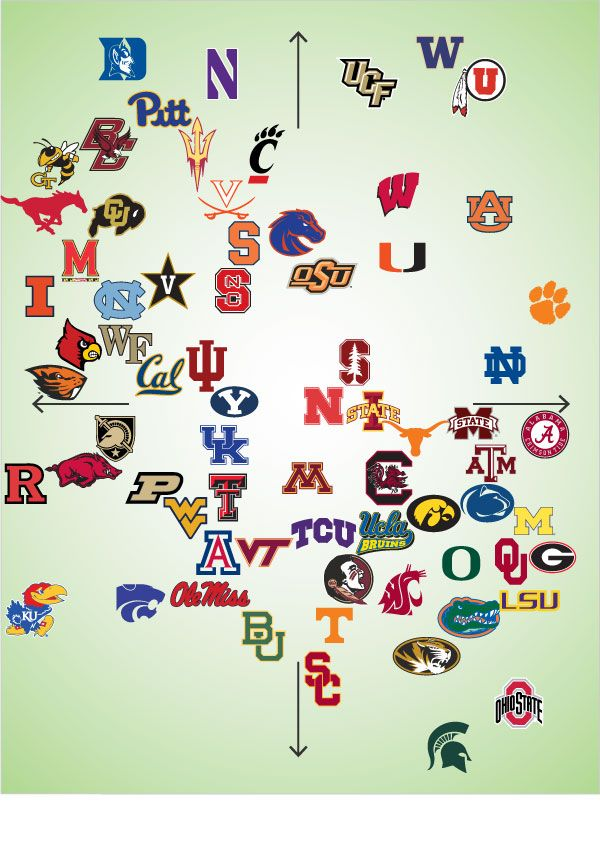 The wall street journal clipart picture library stock College Football\'s 2019 Grid of Shame - WSJ picture library stock