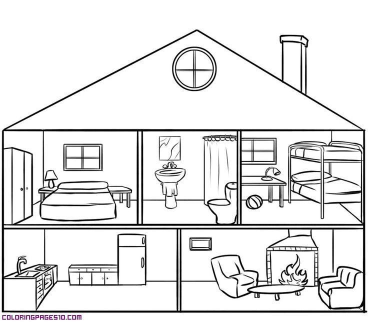 The white house clipart inside banner transparent Inside House Clipart Black And White – 2.000.000 Cool ... banner transparent