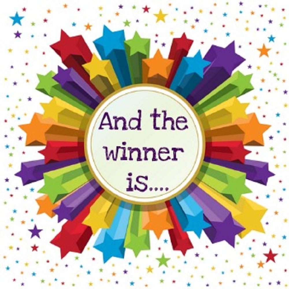 The winner free clipart