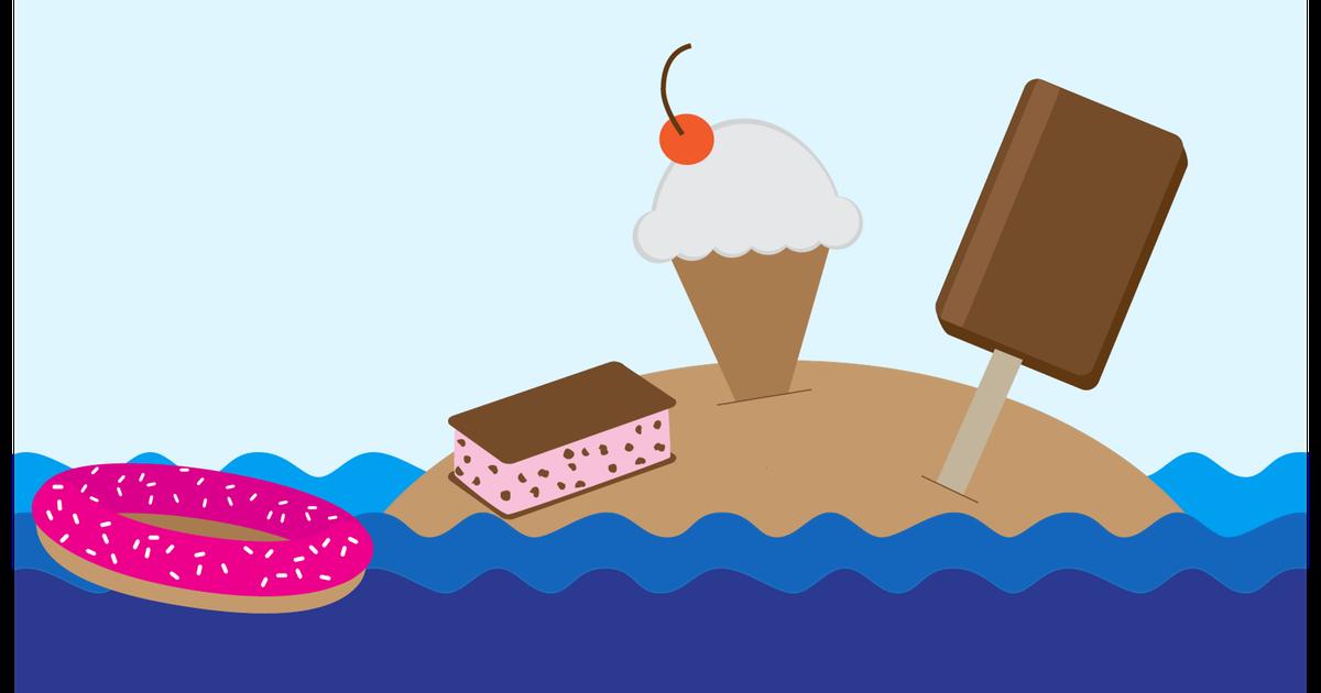 The words leave room for dessert clipart svg transparent Dessert Island: True confessions of a marketing… | Louder ... svg transparent