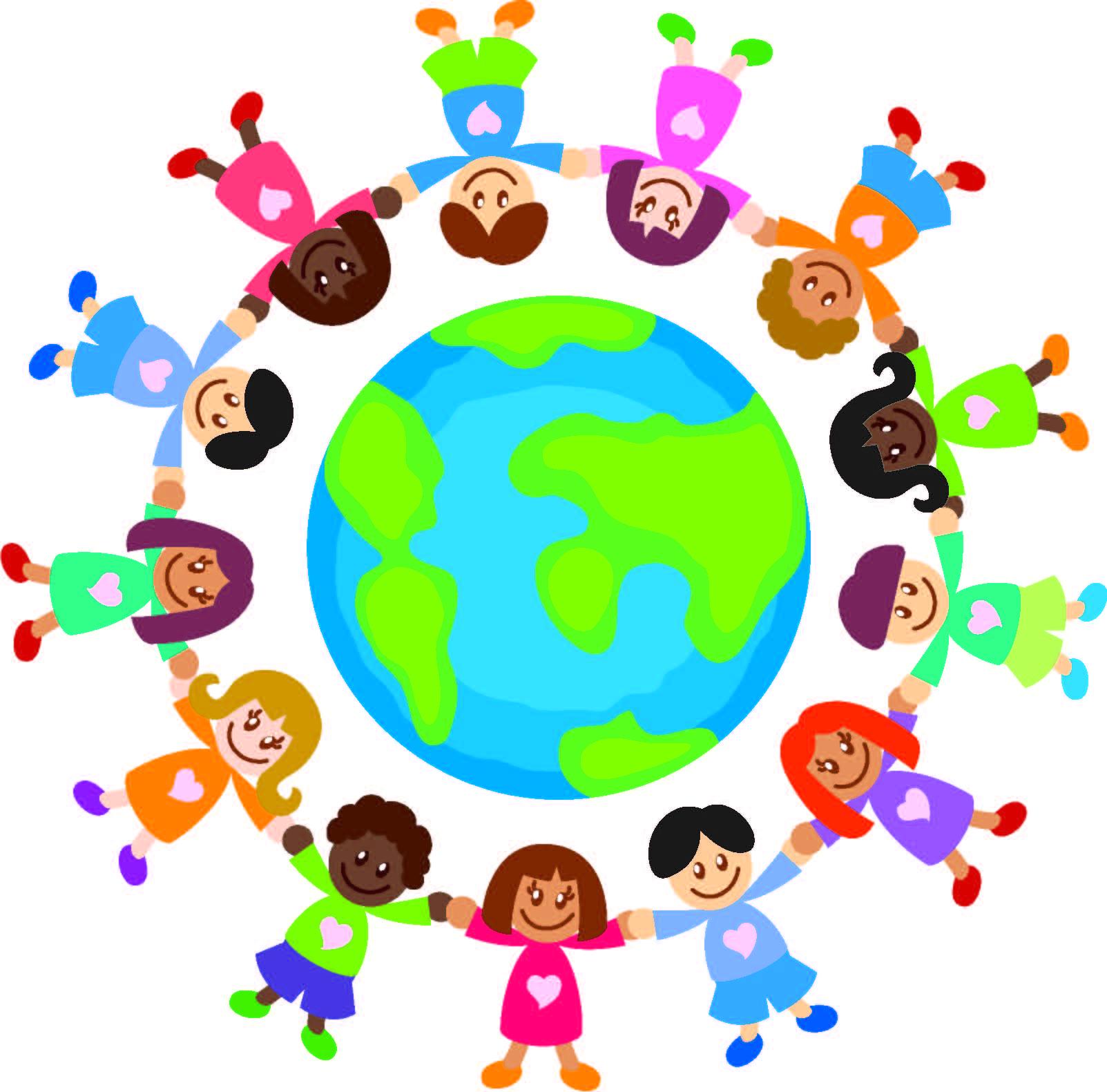 The world around us clipart svg freeuse World Around Us Child Development Center | White Bear Lake MN ... svg freeuse